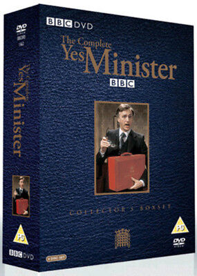 Yes, Minister: The Complete Series 1-3 DVD (2004) John Fortune, Allen (DIR) • 14.42£