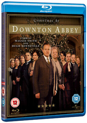 Downton Abbey: Christmas At Downtown Abbey Blu-ray (2011) Maggie Smith Cert 12 • 2.24£