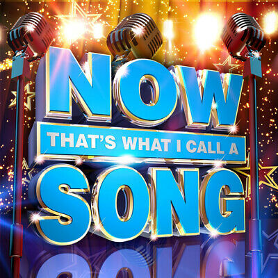 £3.35 • Buy Various Artists : Now That's What I Call A Song CD 3 Discs (2015) Amazing Value