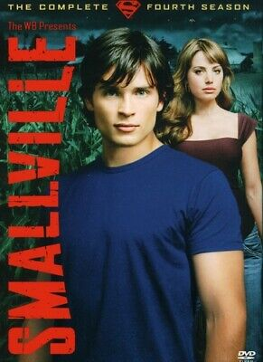 £3.48 • Buy Smallville: The Complete Fourth DVD Value Guaranteed From EBay's Biggest Seller!
