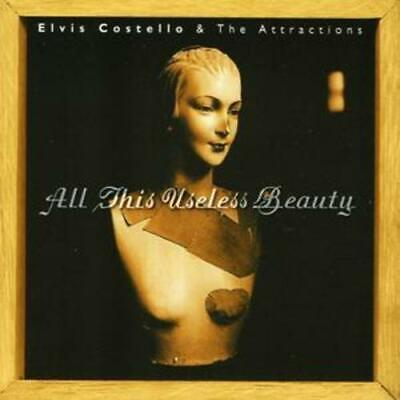 £2.62 • Buy Elvis Costello : All This Useless Beauty CD (1996) Expertly Refurbished Product