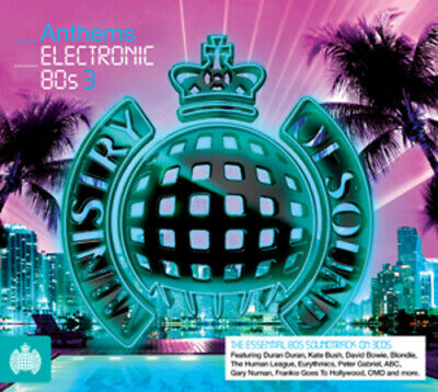 £3.99 • Buy Various Artists : Anthems Electronic 80s - Volume 3 CD 3 Discs (2012)