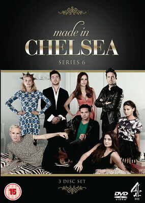 Made In Chelsea: Series 6 DVD (2014) David Granger Cert 15 Fast And FREE P & P • 4.19£
