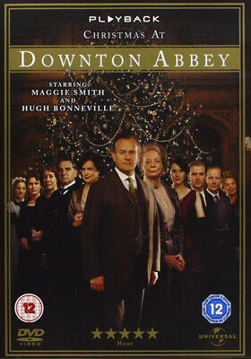 Downton Abbey: Christmas At Downtown Abbey DVD (2011) Maggie Smith Cert 12 • 2.09£