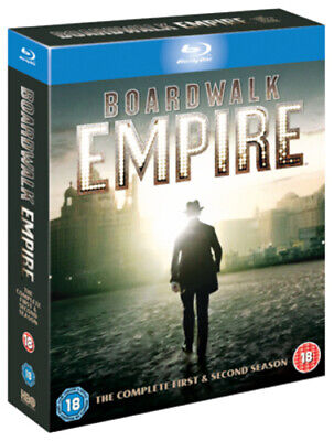 £4.88 • Buy Boardwalk Empire: The Complete First And Second Season Blu-ray (2012) Steve