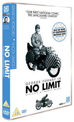 £4.14 • Buy No Limit DVD (2007) George Formby, Banks (DIR) Cert PG FREE Shipping, Save £s