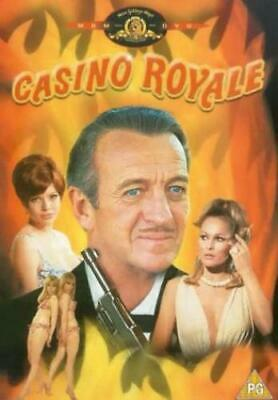 £3.11 • Buy Casino Royale DVD (2001) Peter Sellers, Guest (DIR) Cert PG Fast And FREE P & P