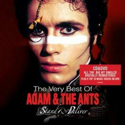 £7.98 • Buy Adam And The Ants : Very Best Of, The - Stand And Deliver [cd+dvd] CD 2 Discs