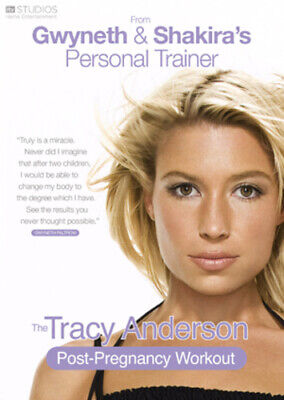 The Tracy Anderson Method: Post Pregnancy Workout DVD (2010) Tracy Anderson • 2.48£