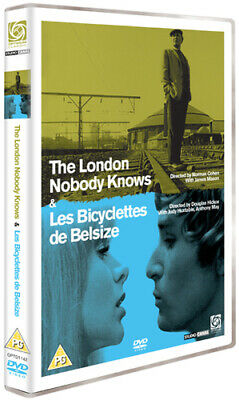 £11.75 • Buy The London Nobody Knows/Les Bicyclettes De Belsize DVD (2008) Anthony May,
