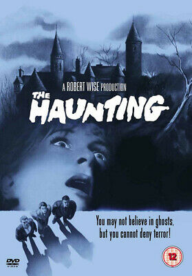 £2.73 • Buy The Haunting DVD (2003) Claire Bloom, Wise (DIR) Cert 12 FREE Shipping, Save £s
