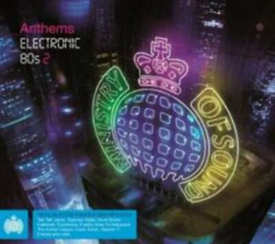 £3.93 • Buy Various Artists : Anthems - Electronic 80s - Volume 2 CD 3 Discs (2010)