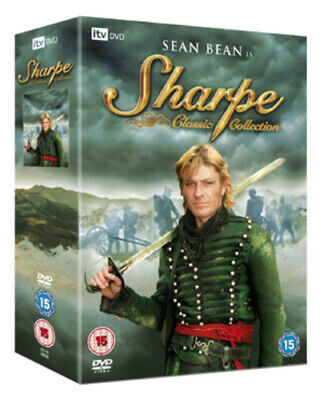 £4.73 • Buy Sharpe: Classic Collection DVD (2010) Sean Bean Cert 15 FREE Shipping, Save £s