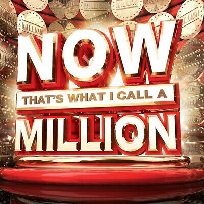 £3.39 • Buy Various Artists : Now That's What I Call A Million CD 3 Discs (2014) Great Value
