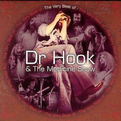 Dr. Hook & The Medicine Show : The Very Best Of Dr. Hook & The Medicine Show CD • 2.11£