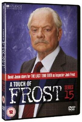£2.74 • Buy A Touch Of Frost: Series 15 DVD (2010) David Jason Cert 12 Fast And FREE P & P