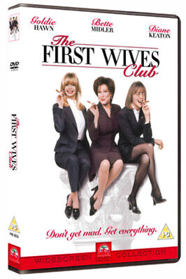 The First Wives Club DVD (2000) Goldie Hawn, Wilson (DIR) Cert PG Amazing Value • 2.81£