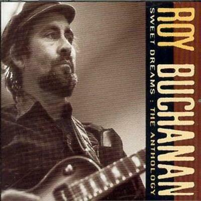 Roy Buchanan : Sweet Dreams: The Anthology CD 2 Discs (1996) Fast And FREE P & P • 5.43£