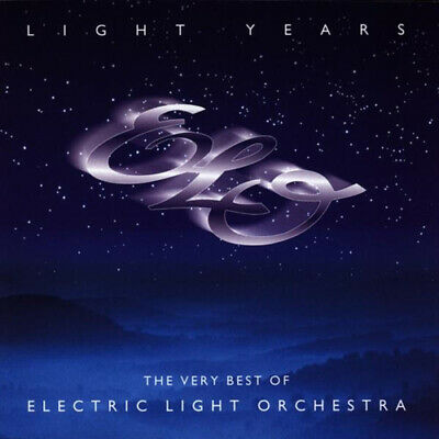 £3 • Buy Electric Light Orchestra : Light Years: The Very Best Of Electric Light