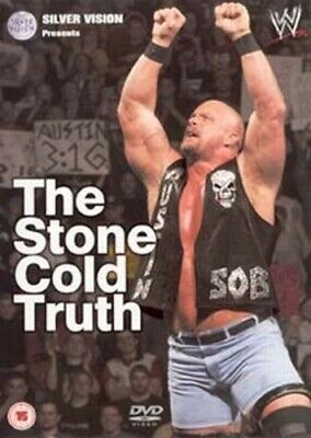 WWE: The Stone Cold Truth DVD (2004) Steve Austin Cert 15 FREE Shipping, Save £s • 2.34£