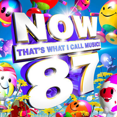 Various Artists : Now That's What I Call Music! 87 CD 2 Discs (2014) Great Value • 2.20£
