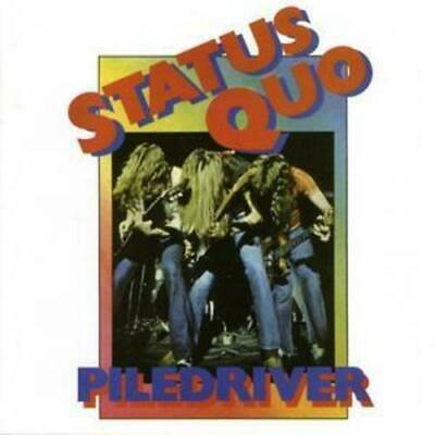 £4.98 • Buy Status Quo : Piledriver CD Remastered Album (2005) Expertly Refurbished Product