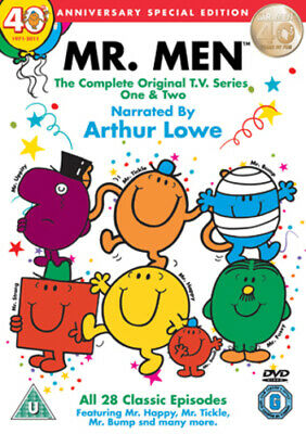 £2.56 • Buy Mr. Men: The Complete Classic Collection DVD (2003) Roger Hargreaves Cert U
