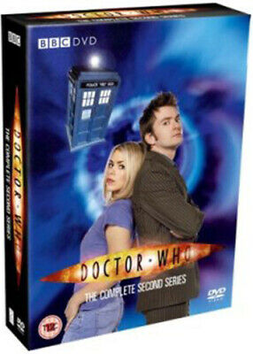 Doctor Who: The Complete Second Series DVD (2006) Christopher Eccleston Cert 12 • 4.11£