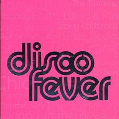 Various : Disco Fever CD 2 Discs (2001) Highly Rated EBay Seller Great Prices • 2.21£