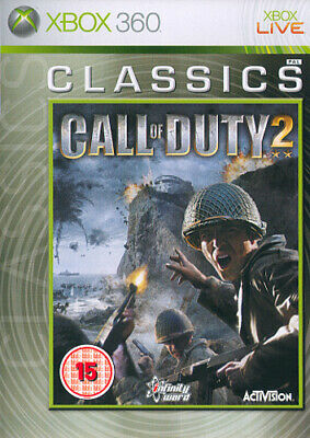 £7.87 • Buy Call Of Duty 2 (Xbox 360) Combat Game: Infantry Expertly Refurbished Product