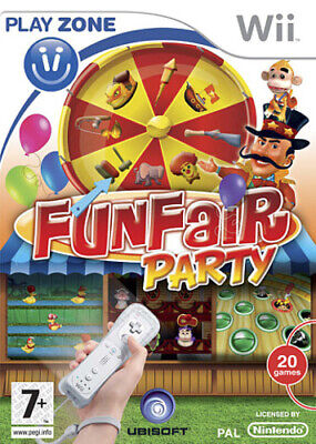 £3.94 • Buy Funfair Party (Wii) PEGI 7+ Various: Party Game Expertly Refurbished Product