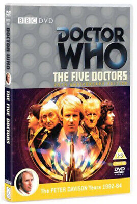 Doctor Who: The Five Doctors (Anniversary Edition) DVD (2008) Peter Davison, • 3.27£