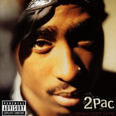 Tupac : Greatest Hits CD (2001) Value Guaranteed From EBay's Biggest Seller! • 4£