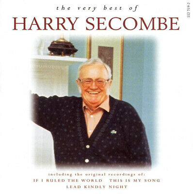 Harry Secombe : The Very Best Of Harry Secombe CD (1997) ***NEW*** Amazing Value • 5.25£