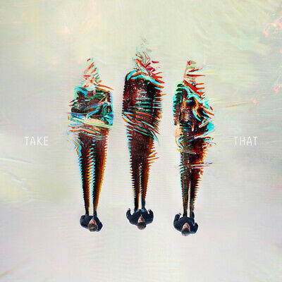 Take That : III CD Deluxe  Album (2014) Highly Rated EBay Seller Great Prices • 1.99£