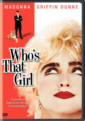 £7.98 • Buy Who's That Girl DVD (2006) Madonna, Foley (DIR) Cert PG FREE Shipping, Save £s
