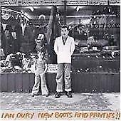 Ian Dury And The Blockheads : New Boots And Panties CD (2006) Quality Guaranteed • 23.16£