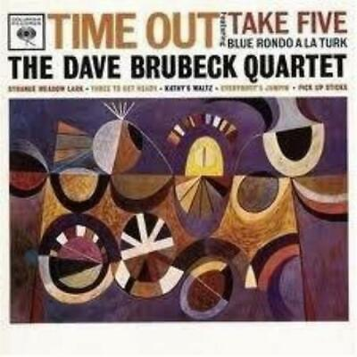£2.43 • Buy Dave Brubeck : Time Out CD Value Guaranteed From EBay's Biggest Seller!