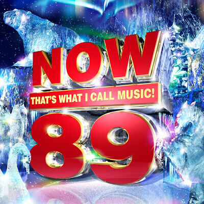Various Artists : Now That's What I Call Music! 89 CD 2 Discs (2014) Great Value • 2.09£