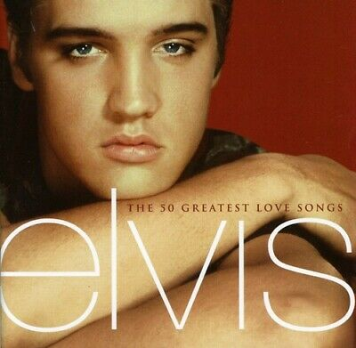 Elvis Presley : 50 Greatest Love Songs CD Highly Rated EBay Seller Great Prices • 2.45£