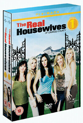 £1.99 • Buy The Real Housewives Of Orange County: Series 1 DVD (2007) David Rupel Cert 12