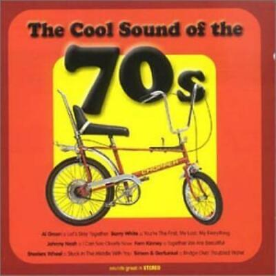 Various Artists : The Cool Sound Of The 70s CD Expertly Refurbished Product • 2.39£