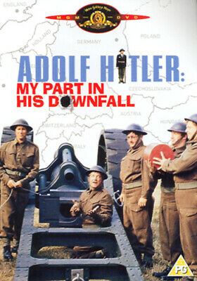 £9.98 • Buy Spike Milligan: Adolf Hitler - My Part In His Downfall DVD (2004) Spike