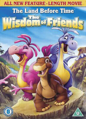 £2.54 • Buy The Land Before Time 13 - The Wisdom Of Friends DVD (2008) Jamie Mitchell Cert