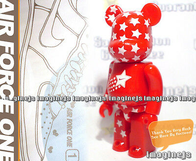 $129.99 • Buy RaRe~ Japan Medicom NIKE Series 2 100% Be@rbrick Bearbrick Kubrick Figure #I