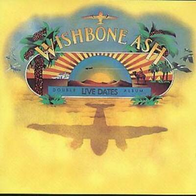 Wishbone Ash : Live Dates CD (1995) Value Guaranteed From EBay's Biggest Seller! • 7.98£