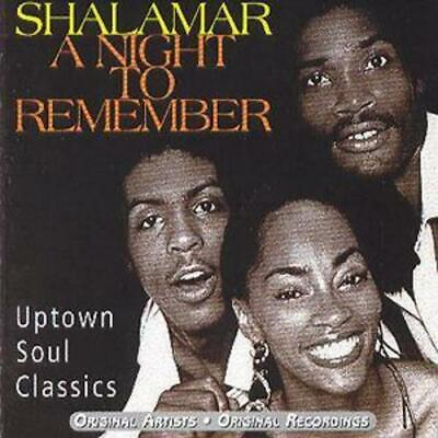 £2.82 • Buy Shalamar : A Night To Remember: Uptown Soul Classics CD (1999) Amazing Value