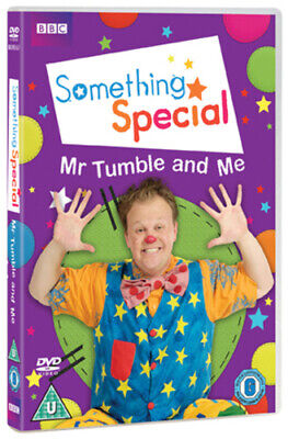 Something Special: Mr Tumble And Me DVD (2012) Justin Fletcher Cert U • 2.28£