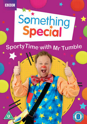Something Special: Sporty Time With Mr.Tumble DVD (2013) Justin Fletcher Cert U • 3.03£
