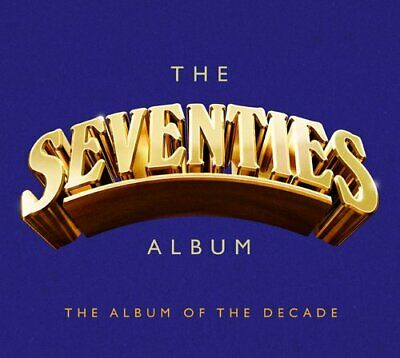 £3.60 • Buy Various Artists : The Seventies Album CD 3 Discs (2015) FREE Shipping, Save £s